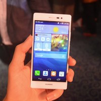 Huawei Ascend P7 now on Globe, free at Plan 1299