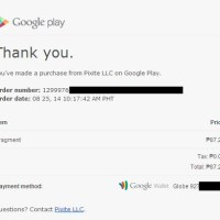 How to purchase apps on Google Play using your Globe prepaid credits