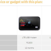 Sun Cellular now offers LTE with 4GB at Plan 999