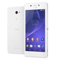 Sony Xperia M2 Aqua - LTE, waterproof, mid-range price