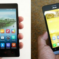 Xiaomi Redmi 1S vs. Asus Zenfone 5