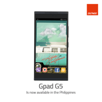 Gionee GPad G5 with Dragontrail gets priced locally