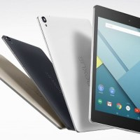 Google unveils the HTC Nexus 9
