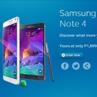 Globe releases postpaid plans for Galaxy Note 4