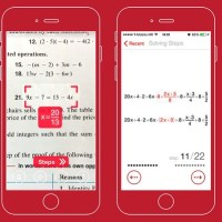Solve Math problems using your smartphone's camera