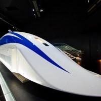 Japan's MagLev train can reach speeds of up to 500kmph