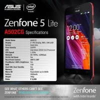 ASUS Zenfone 5 Lite officially priced at under Php6k