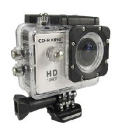 CD-R King unveils its own waterproof action camera
