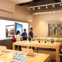 First official Apple Store opens in the Philippines