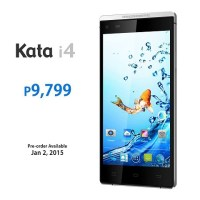 Kata i4 up for pre-order on January 2 for under Php10k