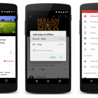 YouTube for Android get Offline Playback, Now in PH