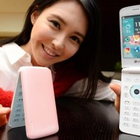 LG Ice Cream Smart clamshell smartphone now official