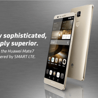 Huawei Ascend Mate7 Free on Smart Data Plan 2000