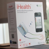 Feature this: iHealth Blood Pressure Monitor