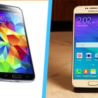 Samsung Galaxy S5 vs Samsung Galaxy S6: spec comparison