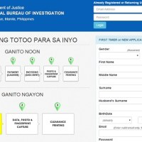 NBI Clearance online application implemented, no more walk-ins
