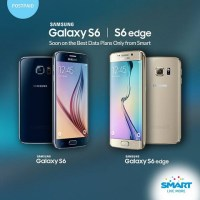 Smart releases postpaid plans for Galaxy S6, S6 Edge