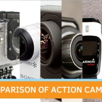 Comparison of 9 Action Cameras Available in PH