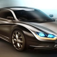 CH-Auto flaunts China's first electric sports car