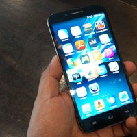 Alcatel Flash Plus in the flesh, first impressions