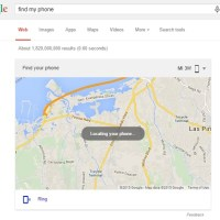 You can now find your missing Android phone with Google Search