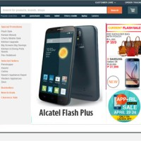 Alcatel Flash Plus will be sold exclusively on Lazada