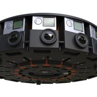 GoPro to offer a quadcopter, spherical mount, and a 16-cam rig