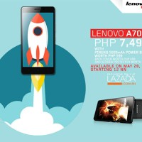 Lenovo A7000 available again, comes with freebies