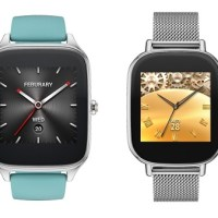 ASUS ZenWatch 2 now official