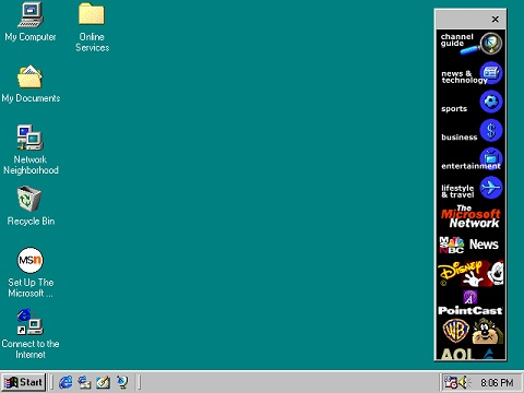 the characteristics of windows 98 an operating system Windows 98 microsoft announced with this new system software version 410 the revised version of windows 95 the operating system windows 98 contains as innovation mainly detail improvements and bug fixes.