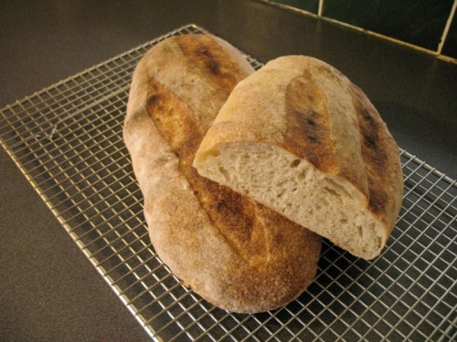 Round Four loaves: spotty but improving