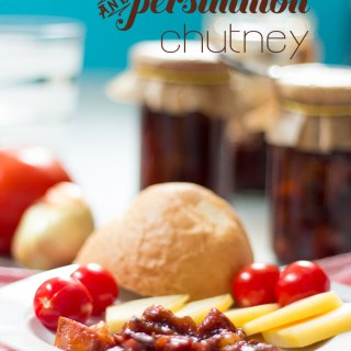 tomato-and-persimmon-chutney