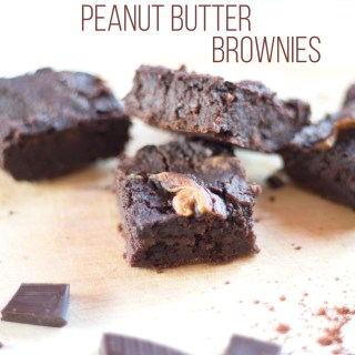 vegan-peanut-butter-brownies-with-a-secret-ingredient