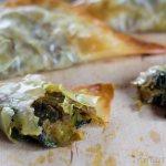Easy Baked Vegan Filo Samosas… and a joyous announcement!