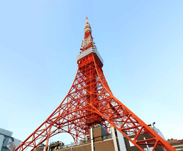 東京タワー 建設費