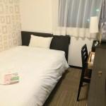 藤沢で泊まるならホテルウィングインターナショナル湘南藤沢が睡眠環境抜群