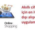 Telefonunuz için en iyi yurtdışı alışveriş uygulamaları