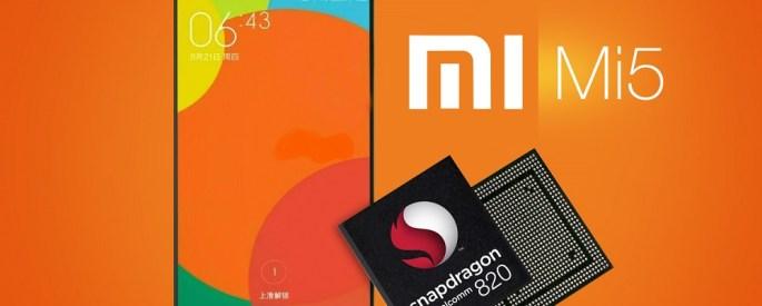 Xiaomi Mi5 teknik özellikleri