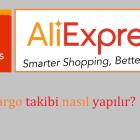 Aliexpress kargo takibi nasıl yapılır