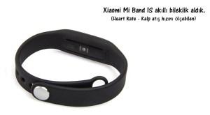 Xiaomi Mi Band 1S fiyatı ve özellikleri