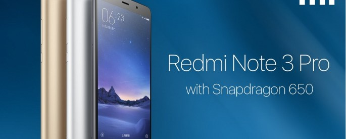Redmi Note 3 PRO inceleme