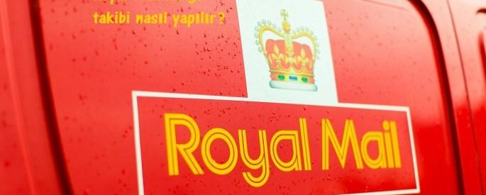 Royal Mail kargo takibi nasıl yapılır