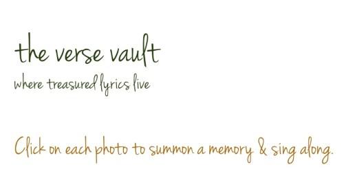 the verse vault_blog header
