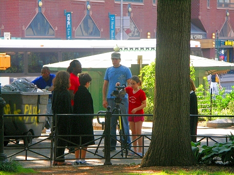 NY- New York Film Academy- Summer School in Union Square Park