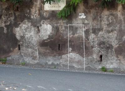 Rome- doorway