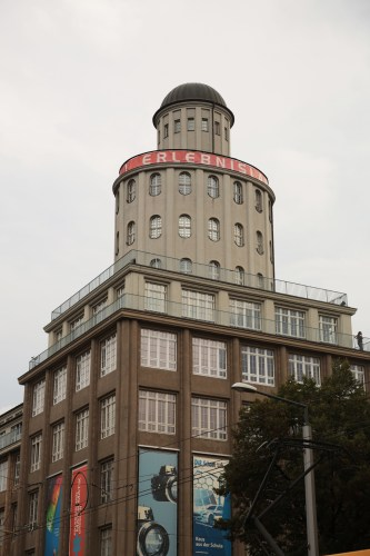 The Ernemann building in 2014.