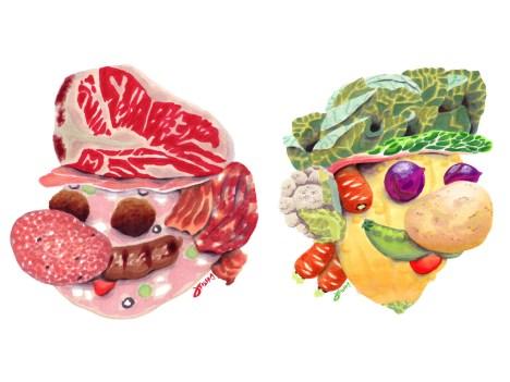 mario luigi legumes