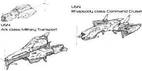107-vaisseaux design concept dessin
