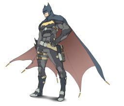 batman armure