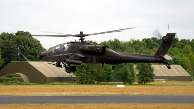 Apache Netherlands air force Q-09